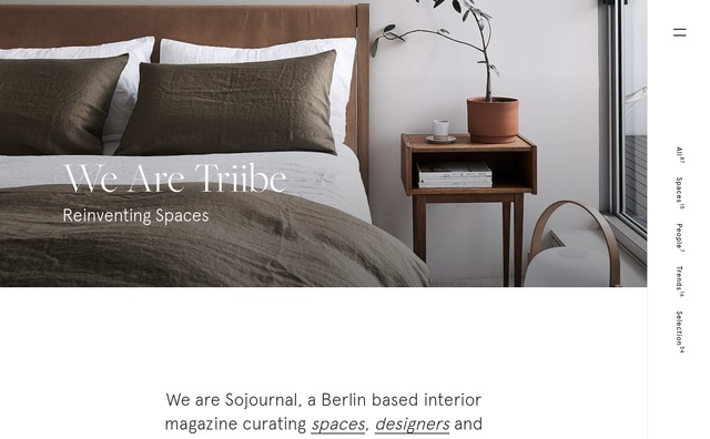 Interior design websites siteinspire for Websites for interior designers