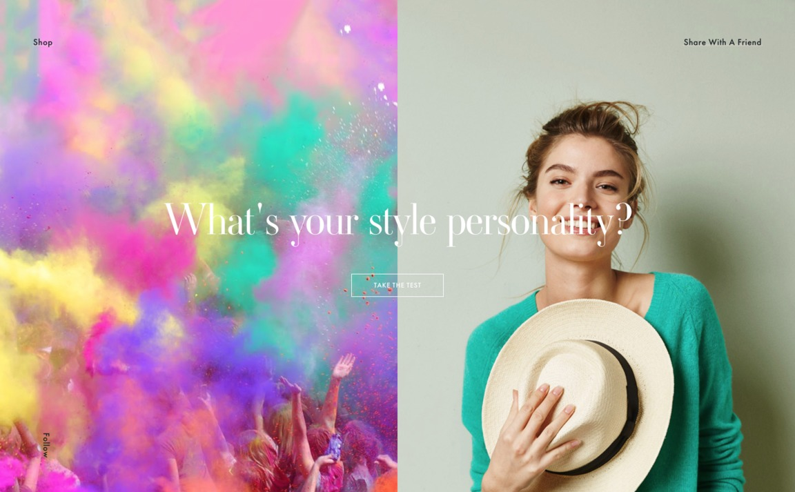 What 39 S My Style Personality Siteinspire