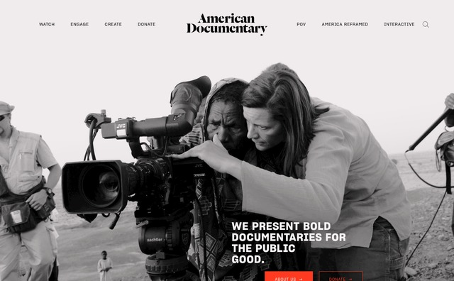 Movies websites — siteInspire